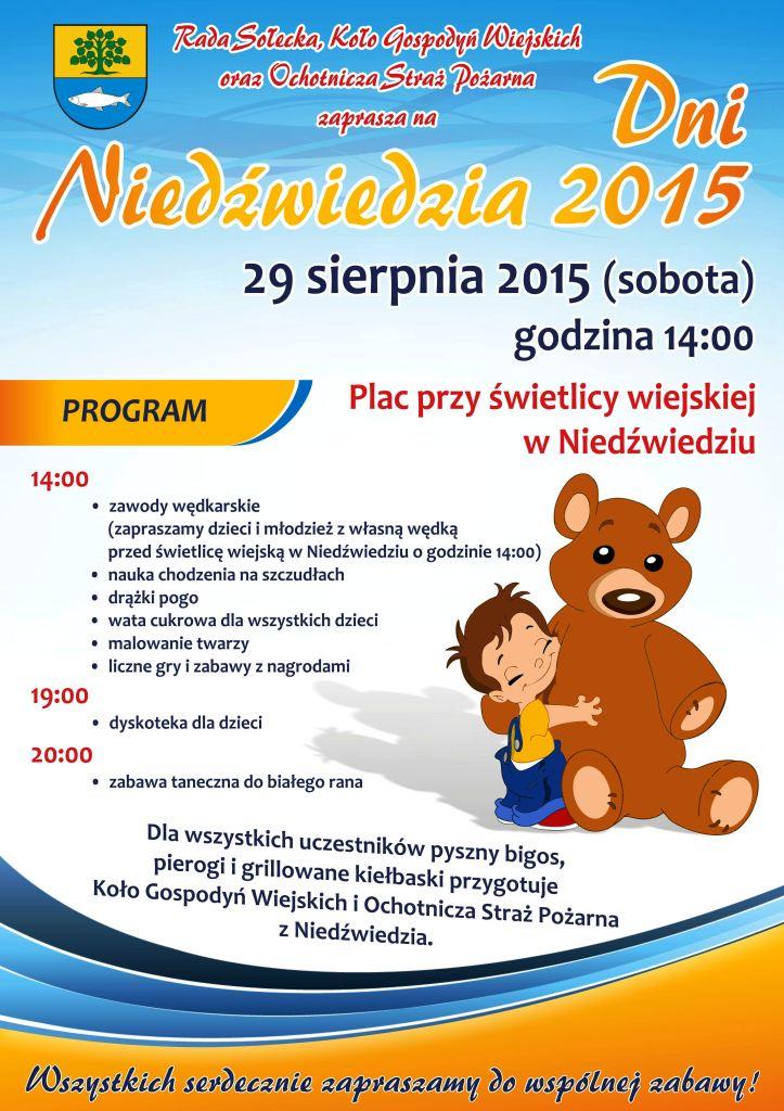 Dni Niedźwiedzia 2015