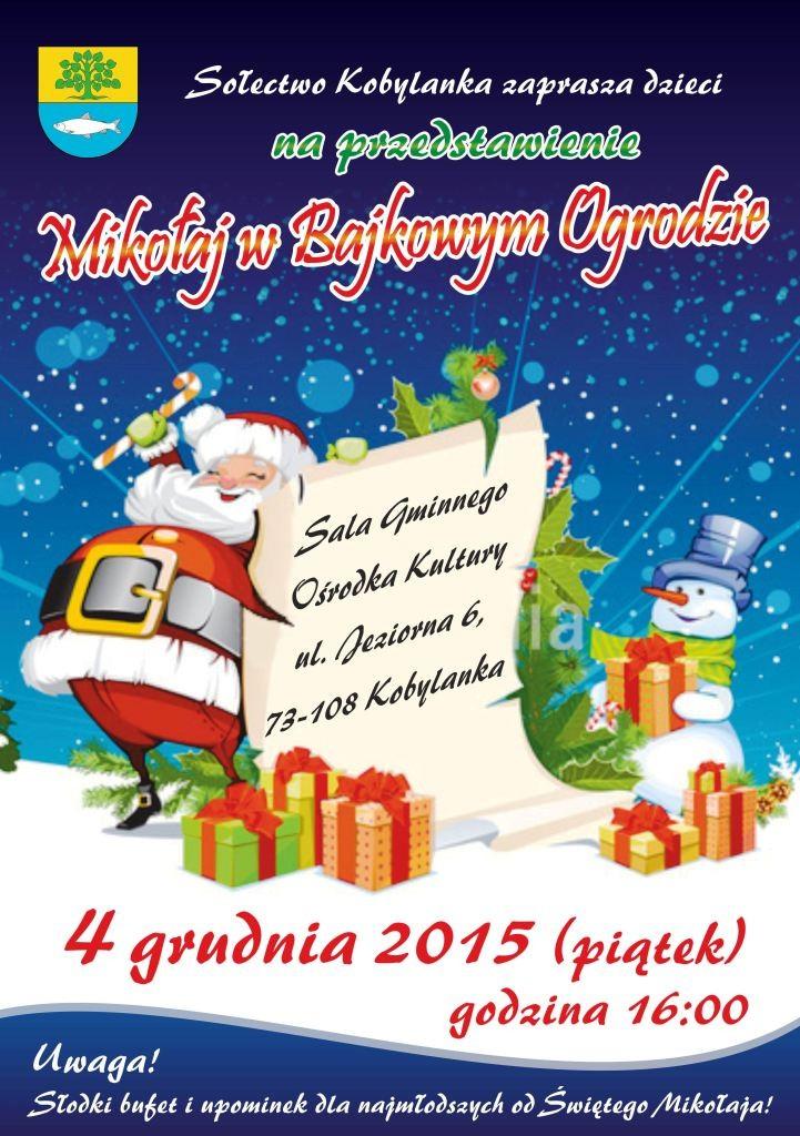 Mikołaj 2015