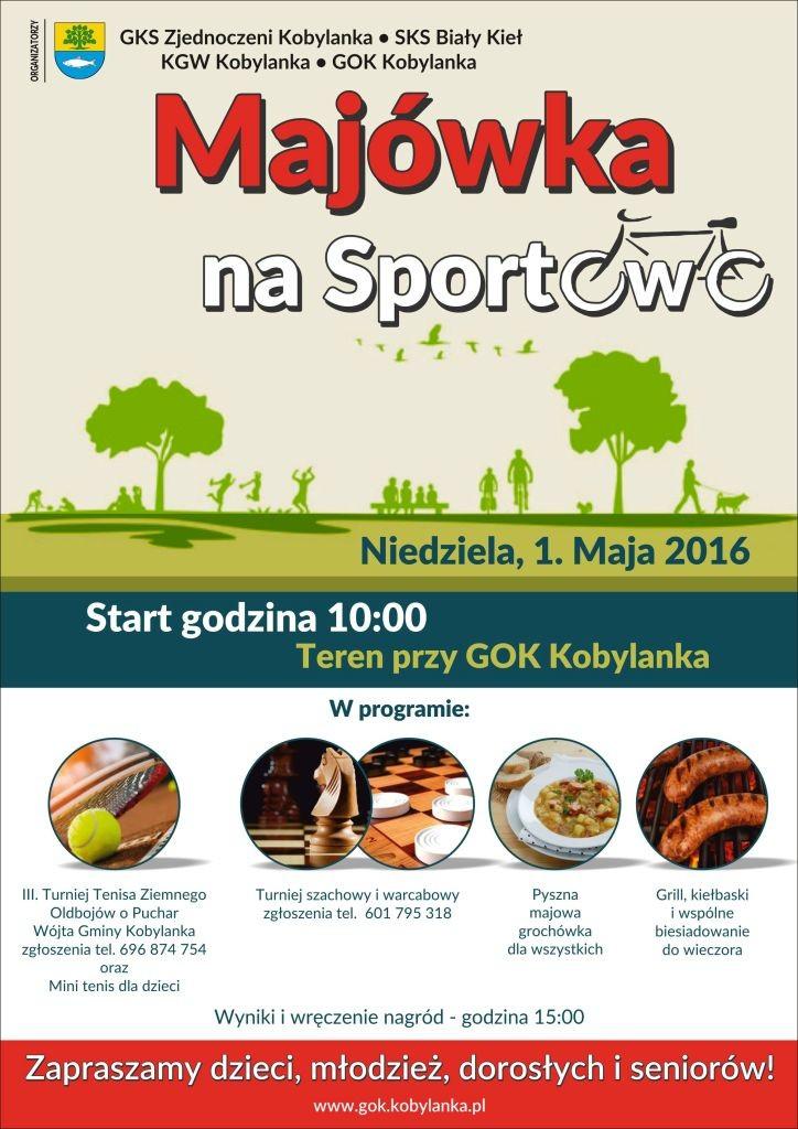GOK Majówka na Sportowo