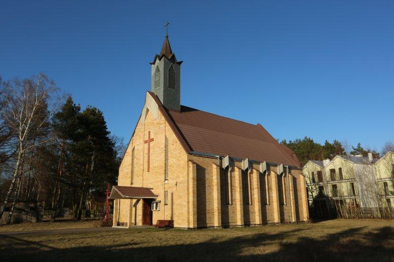 Kościół w Morzyczynie